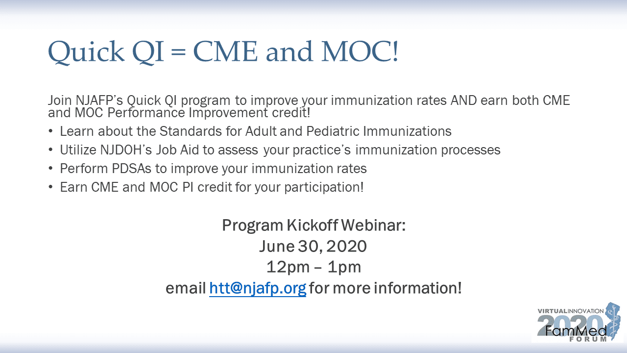 Click this image to register for this CME/MOC webinar.